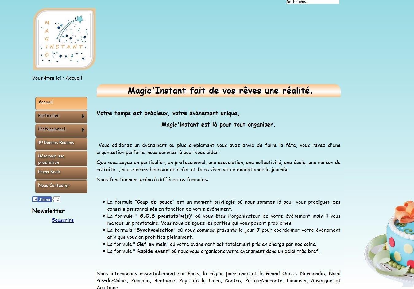 Magic' Instant